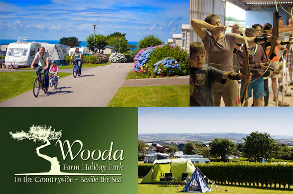 Best holiday parks uk: Wooda Farm Holiday Park