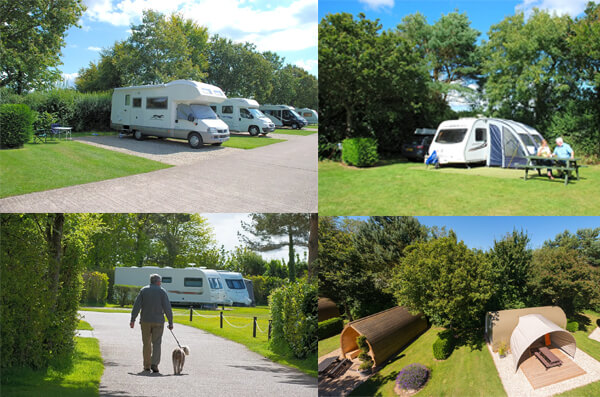 Oakdown Country Holiday Park